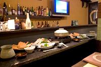 珠庵でお食事とお酒の美味しい組み合わせをお楽しみ下さい!